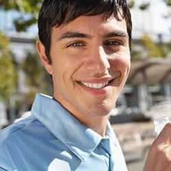 Smile straighter with invisalign from your dentist in Centerville VA or Manassas VA