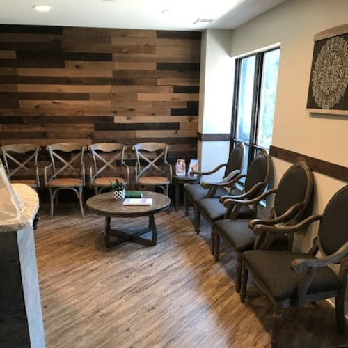 Waiting Room Bawa Dentistry Manassas Office