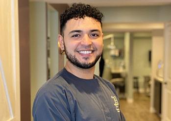 Allan, a clinical coordinator at Bawa Dentistry