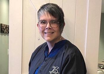 Terri, an insurance and financial coordinator at Bawa Dentistry