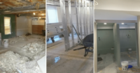 See the renovation process at your Manassas dentist office